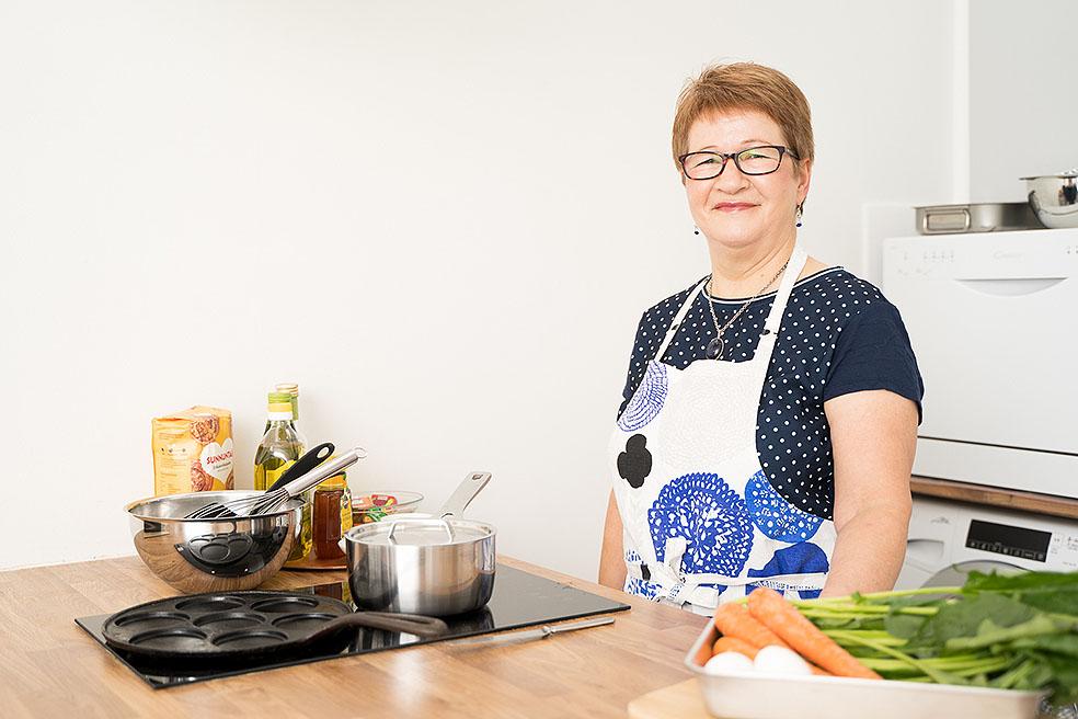 LifTe 北欧の暮らし 北欧キッチン ミートボール フィンランド オンライン料理教室 オフィスウタノ アルヤ かもめ食堂