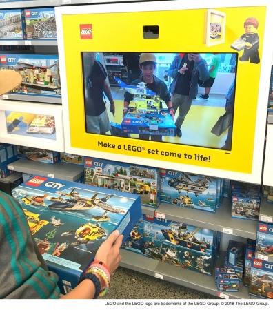 LifTe 北欧の暮らし レゴ AR デジタルボックス レゴストア 立川 ららぽーと立川