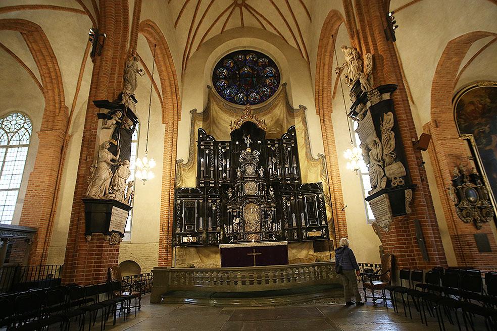 LifTe 北欧の暮らし 北欧旅日記 北欧現地レポート 10日目 スウェーデン ストックホルム ストックホルム大聖堂 ガムラスタン