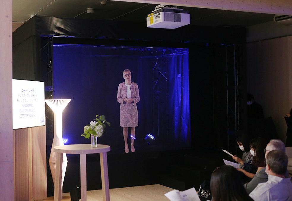 LifTe 北欧の暮らし フィンランド メッツァ・パビリオン 駐日フィンランド大使館 ニーラ・コポラ Business Finland ディレクター・ジェネラル コメント