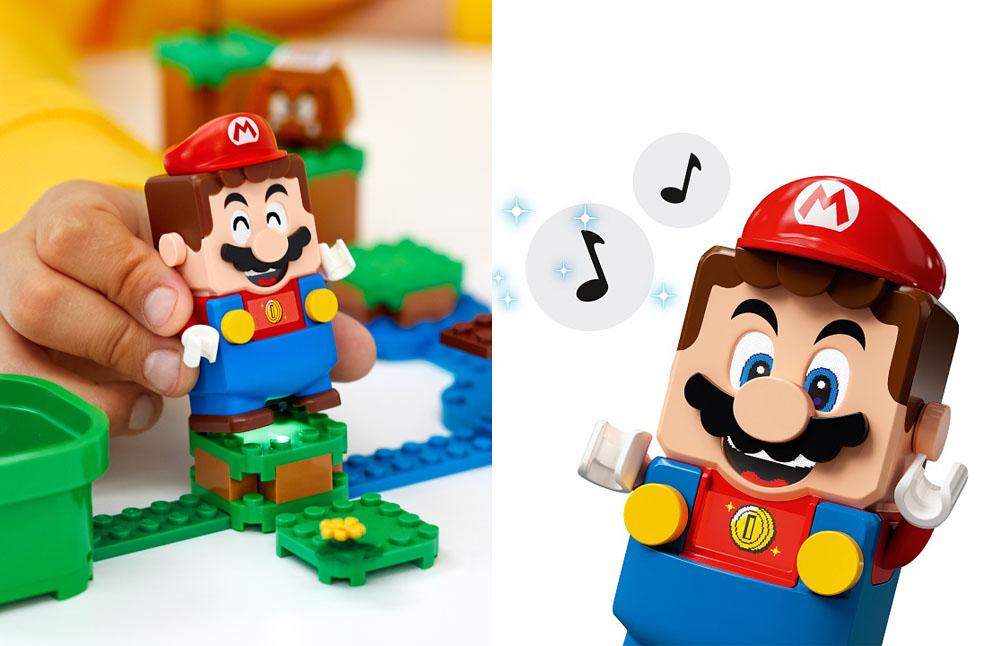 LifTe 北欧の暮らし レゴ スーパーマリオ デンマーク 任天堂 コラボ