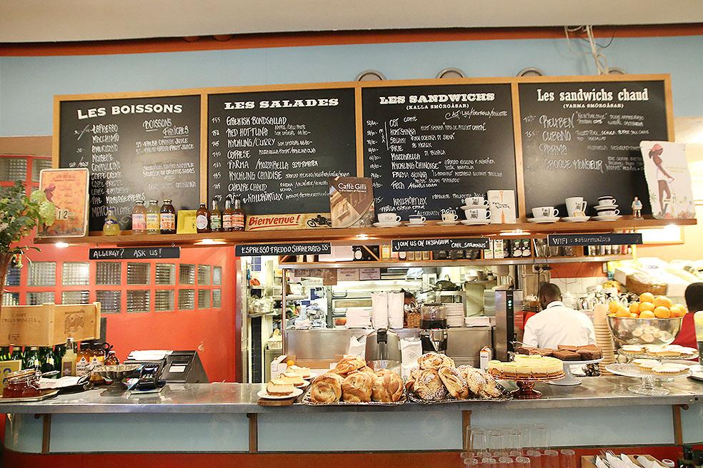 LifTe 北欧の暮らし Cafe Saturnus カフェサターヌス 北欧現地レポート 11日目