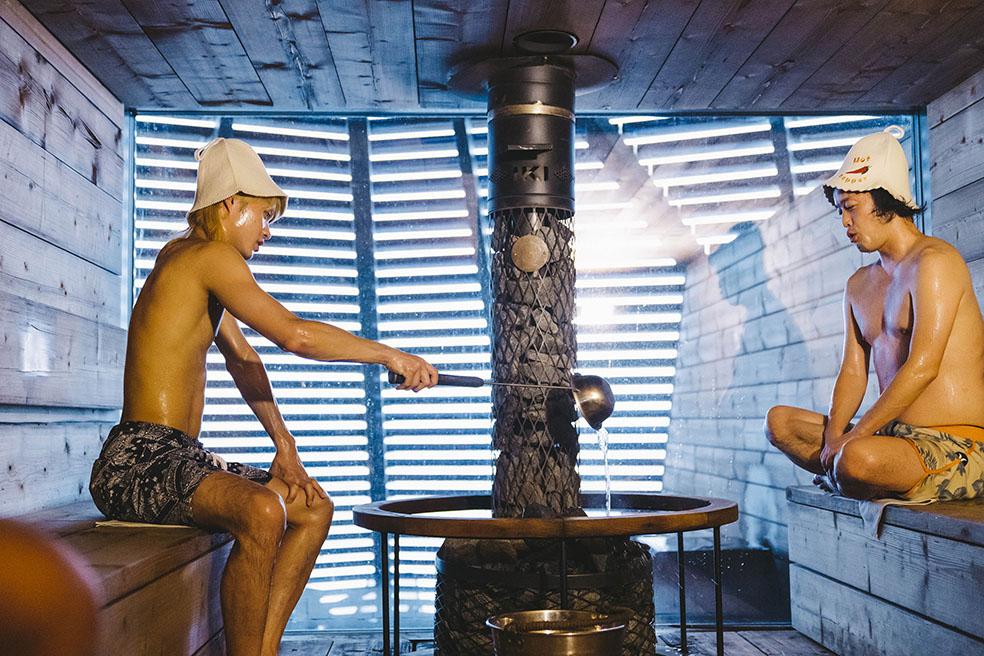 LifTe 北欧の暮らし blu-ray dvdサウナーーーズ~磯村勇斗とサウナを愛する男たち~ やついいちろう フィンランド 磯村勇斗 loyly ロウリュ