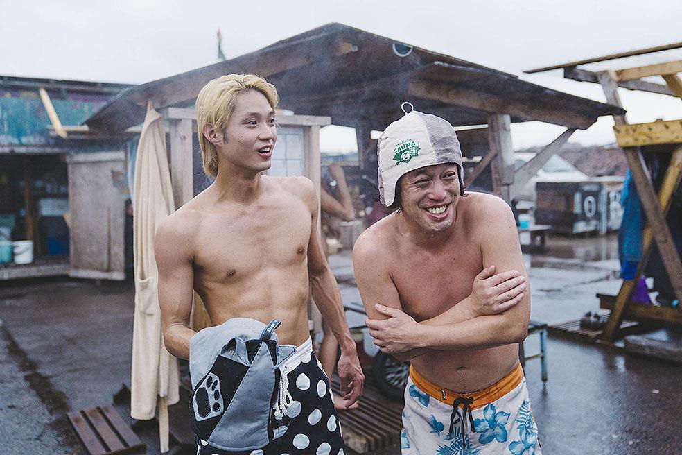 LifTe 北欧の暮らし blu-ray dvdサウナーーーズ~磯村勇斗とサウナを愛する男たち~ やついいちろう フィンランド 磯村勇斗 ソンパサウナ sompa sauna