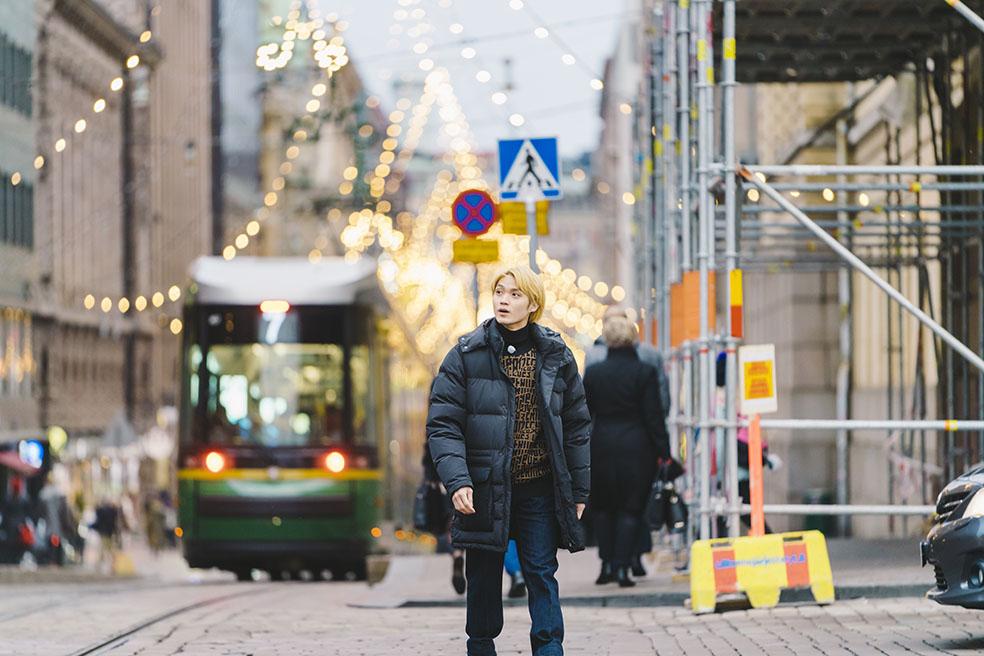LifTe 北欧の暮らし blu-ray dvdサウナーーーズ~磯村勇斗とサウナを愛する男たち~ やついいちろう フィンランド 磯村勇斗 ヘルシンキ トラム