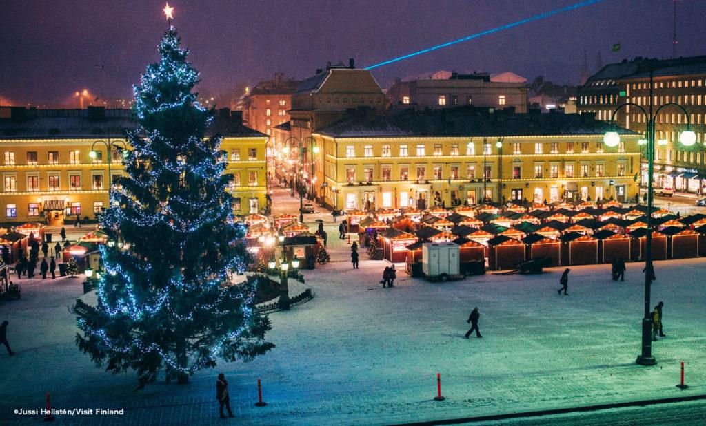 LifTe 北欧の暮らし フィンランド クリスマス クリスマスマーケット