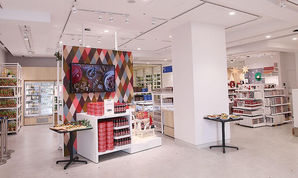 LifTe 北欧の暮らし IKEA イケア IKEA渋谷 スウェーデン 1F