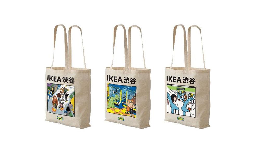 LifTe 北欧の暮らし IKEA イケア IKEA渋谷 スウェーデン イラストレーター オザキエミ ウンピス 茂苅恵