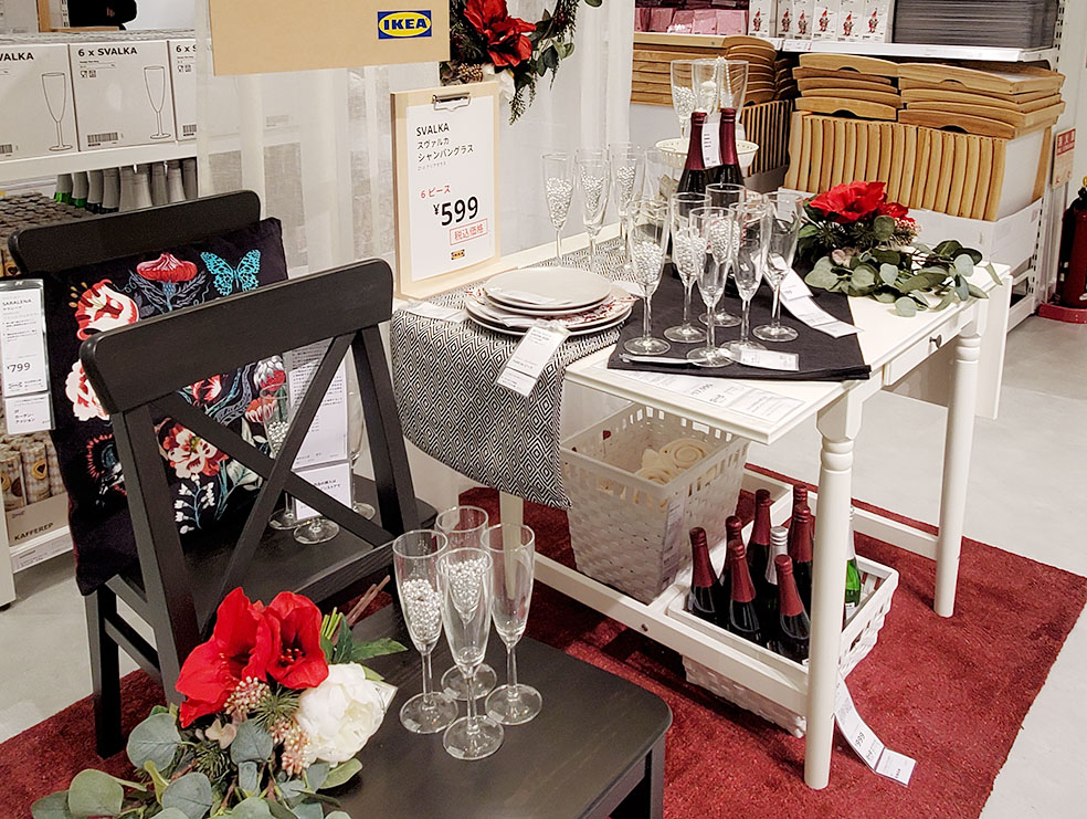 LifTe 北欧の暮らし IKEA イケア IKEA渋谷 スウェーデン 4F