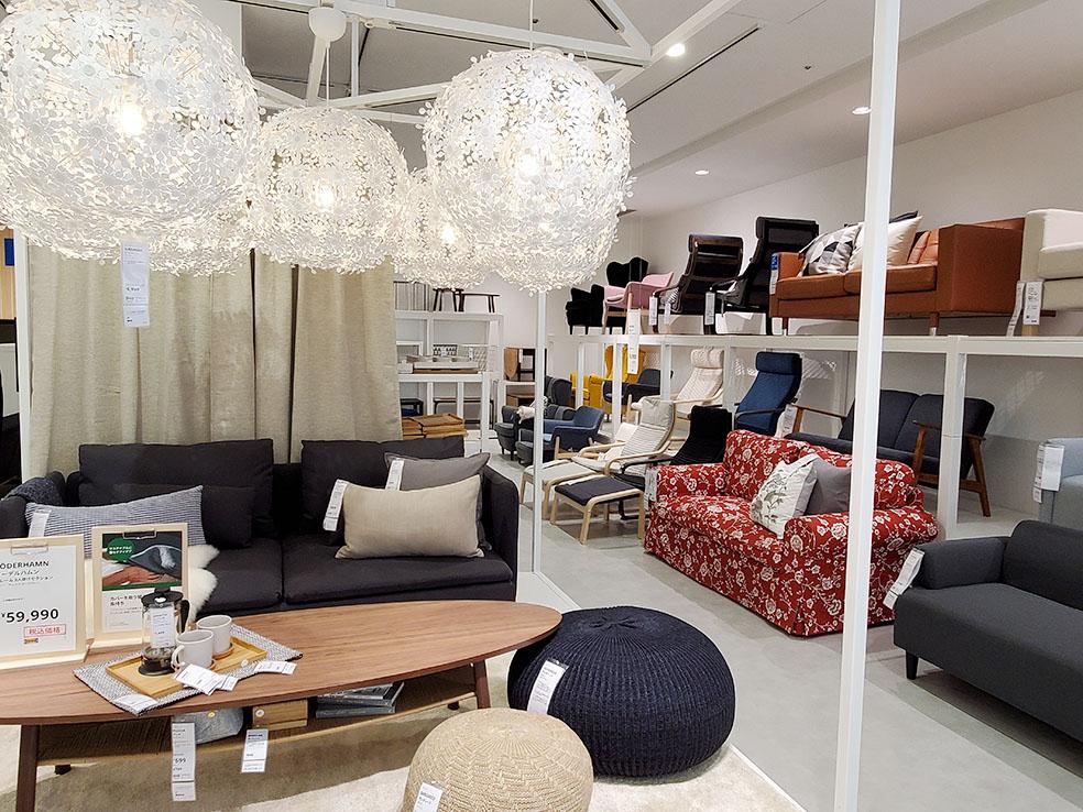 LifTe 北欧の暮らし IKEA イケア IKEA渋谷 スウェーデン 5F