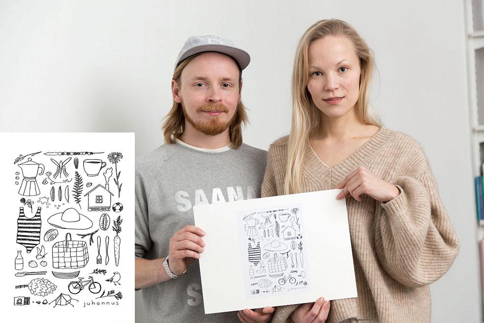 LifTe 北欧の暮し 吉祥寺 北欧WALK 2020 サーナ・ヤ・オッリ  ユニクロ吉祥寺
