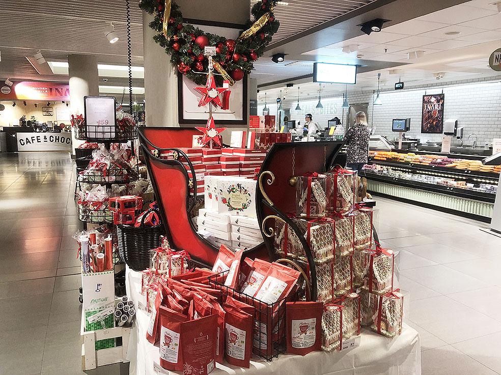 LifTe 北欧の暮らし フィンランド クリスマス ヘルシンキ ストックマン