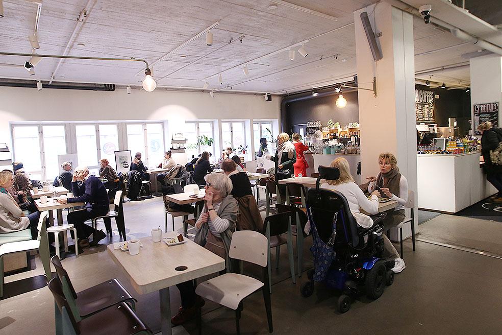 LifTe 北欧の暮らし フィンランド ヘルシンキ 現地レポート 北欧旅日記 カフェ ヘルシンキ市立美術館