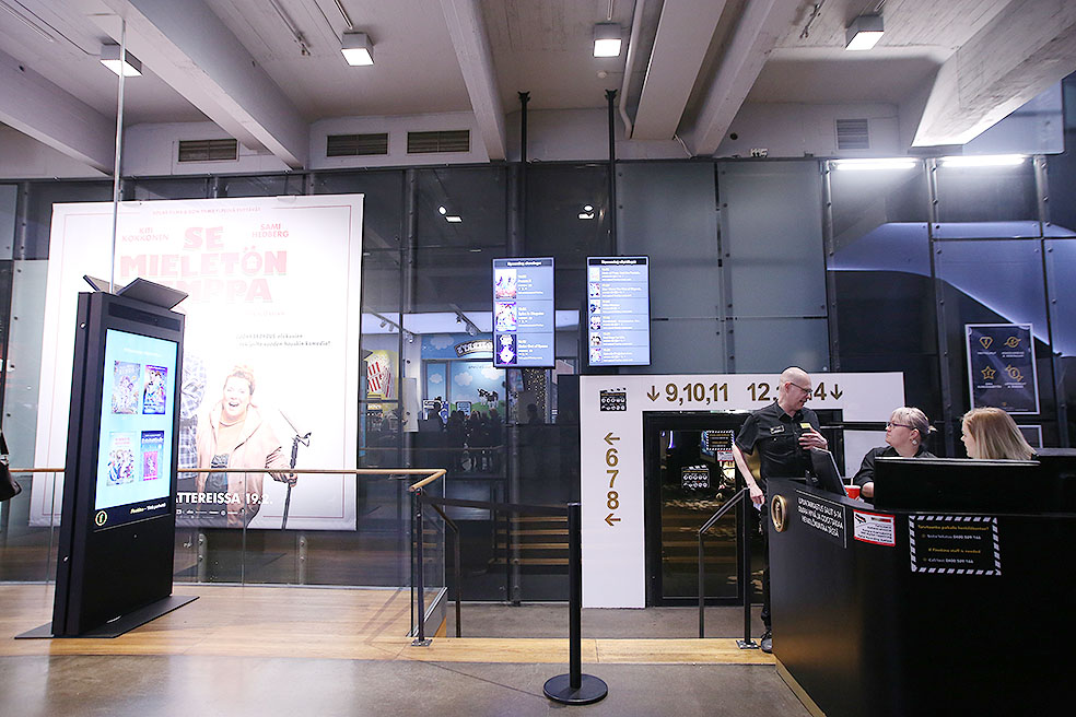 LifTe 北欧の暮らし フィンランド ヘルシンキ 現地レポート 北欧旅日記 HAM ヘルシンキ市立美術館 映画館