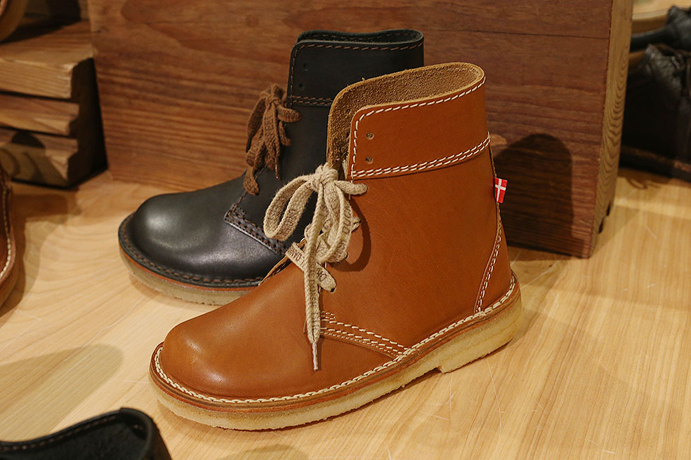 LifTe 北欧の暮らし 吉祥寺 北欧WALK2020 参加店舗 デンマーク ダックフィート ブーツ