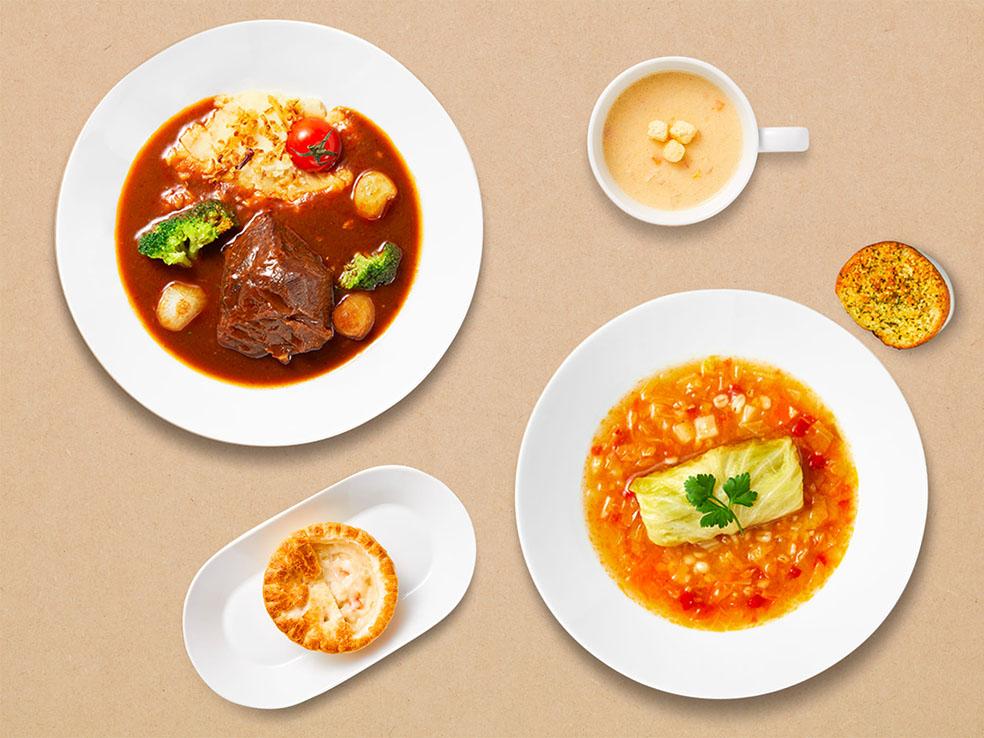 LifTe 北欧の暮らし イケア IKEA スープ&シチューフェア