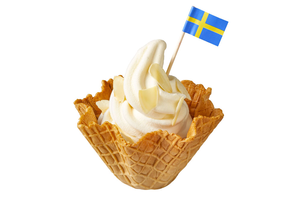LifTe 北欧の暮らし イケア IKEA セムラ サンデー アイスクリーム