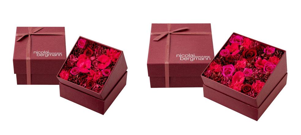 LifTe 北欧の暮らし ニコライ・バーグマン プリザードフラワー バレンタインデー ホワイトデー バレンタイン&ホワイトデー コレクション プリザーブドフラワー