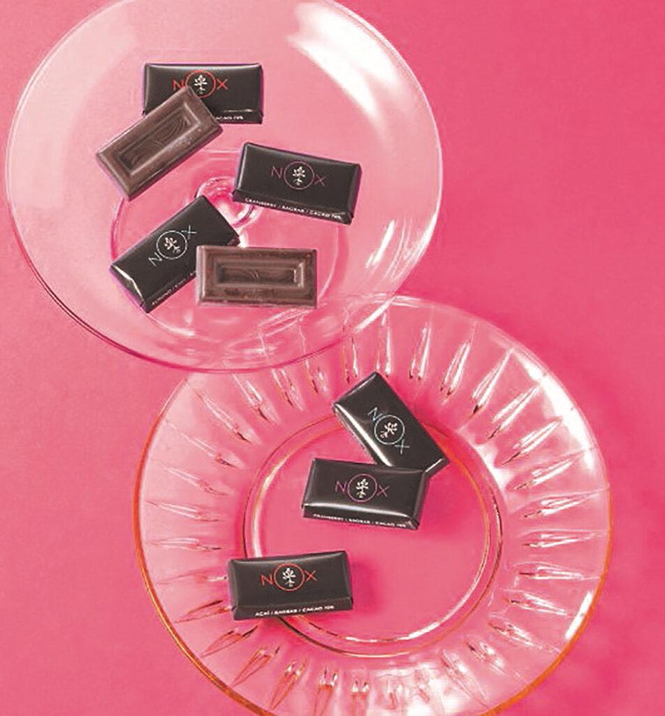 LifTe 北欧の暮らし 2021京王のバレンタイン 京王百貨店 ノックスオーガニックス チョコレート スウェーデン