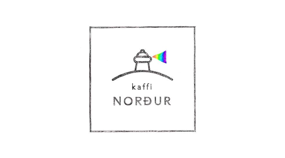 LifTe 北欧の暮らし アイスランド 名古屋 Kaffi NORÐUR カフィノルドゥル ロゴ