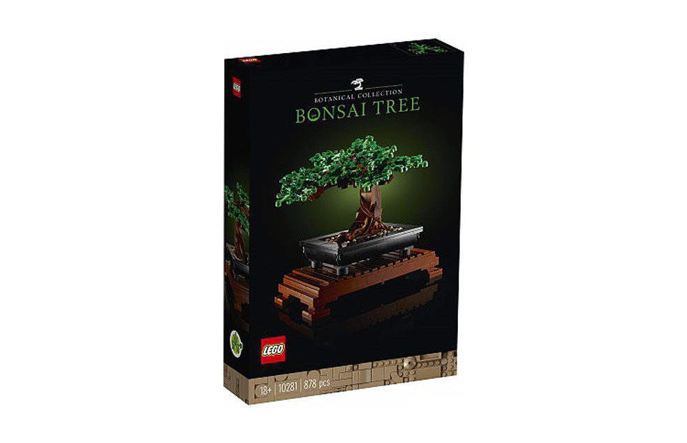 LifTe 北欧の暮らし レゴ 盆栽 ボタニカルシリーズ