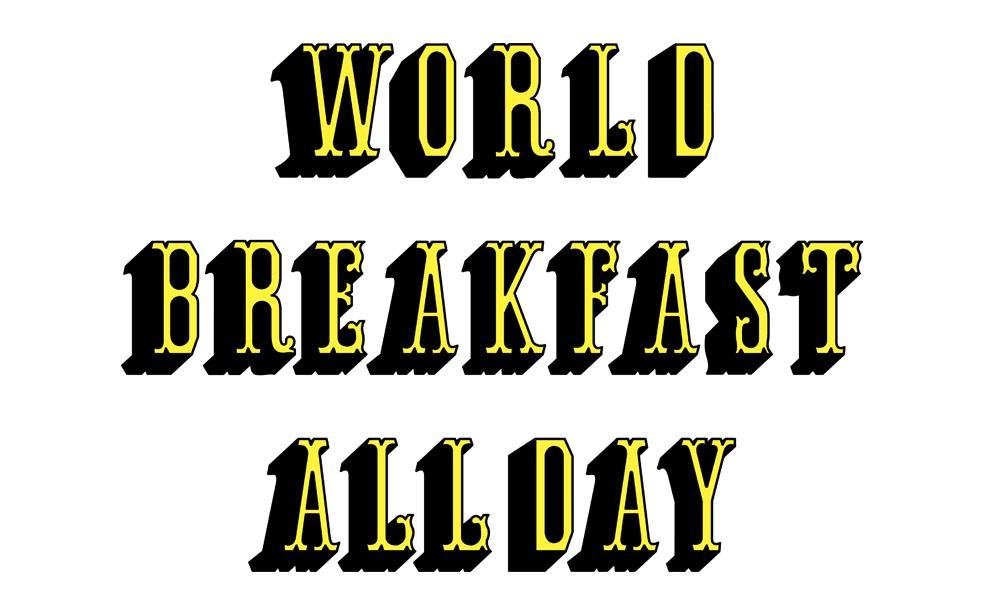 LifTe 北欧の暮らし WORLD BREAKFAST ALLDAY