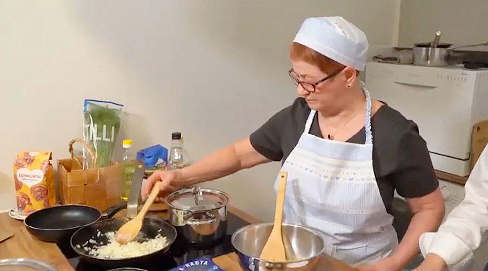 LifTe 北欧の暮らし フィンランド 北欧キッチン ミートボール オンライン料理教室 アルヤ かもめ食堂