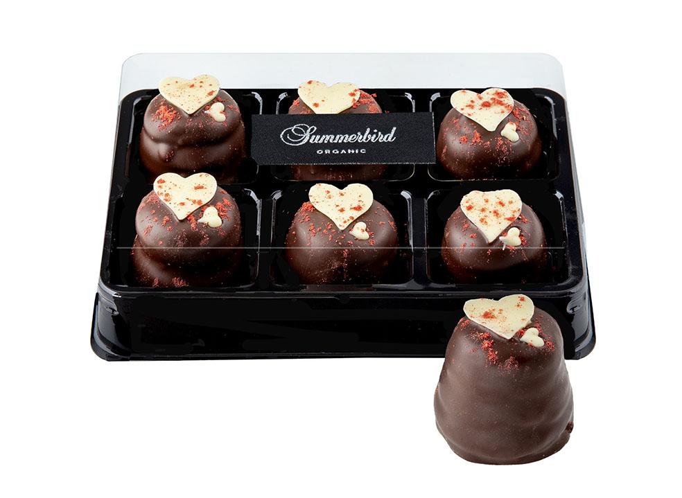 LifTe 北欧の暮らし デンマーク チョコレート サマーバードオーガニック summerbirdorganic クリームキス バレンタイン ホワイトデー