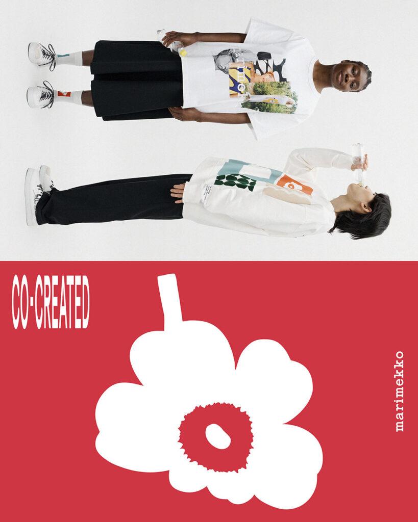 LifTe 北欧の暮らし フィンランド marimekko マリメッコ 70周年 Marimekko Co-Created マリメッコ コークリエイテッド 松屋銀座