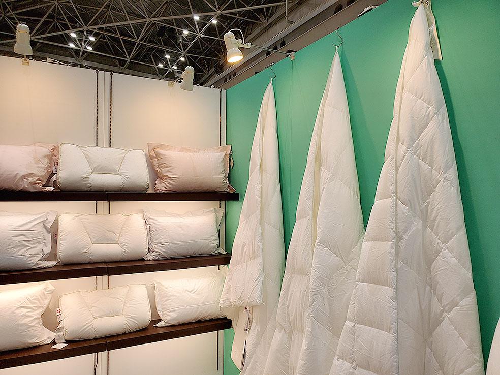 LifTe 北欧の暮らし ギフトショー 国際展示場 デンマーク ノルディックスリープ