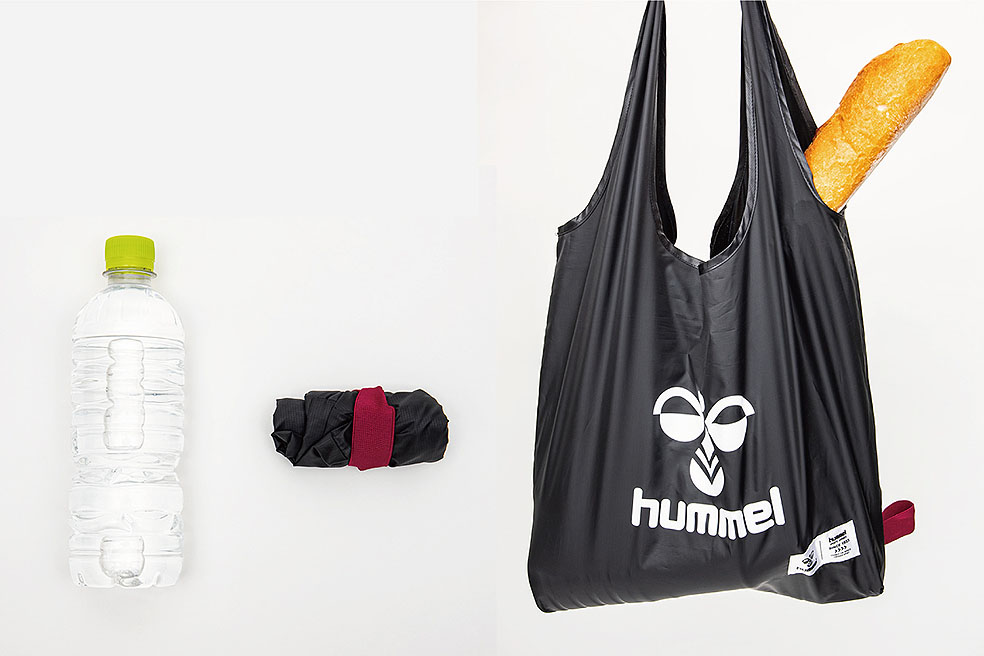 LifTe 北欧の暮らし デンマーク ヒュンメル hummel エコバッグ