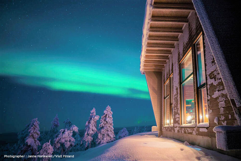 LifTe 北欧の暮らし visitfinland オススメ フィンランド ホテル フィンランド政府観光局 Octola Private wilderness オクトラ プライベート ワイルドネス