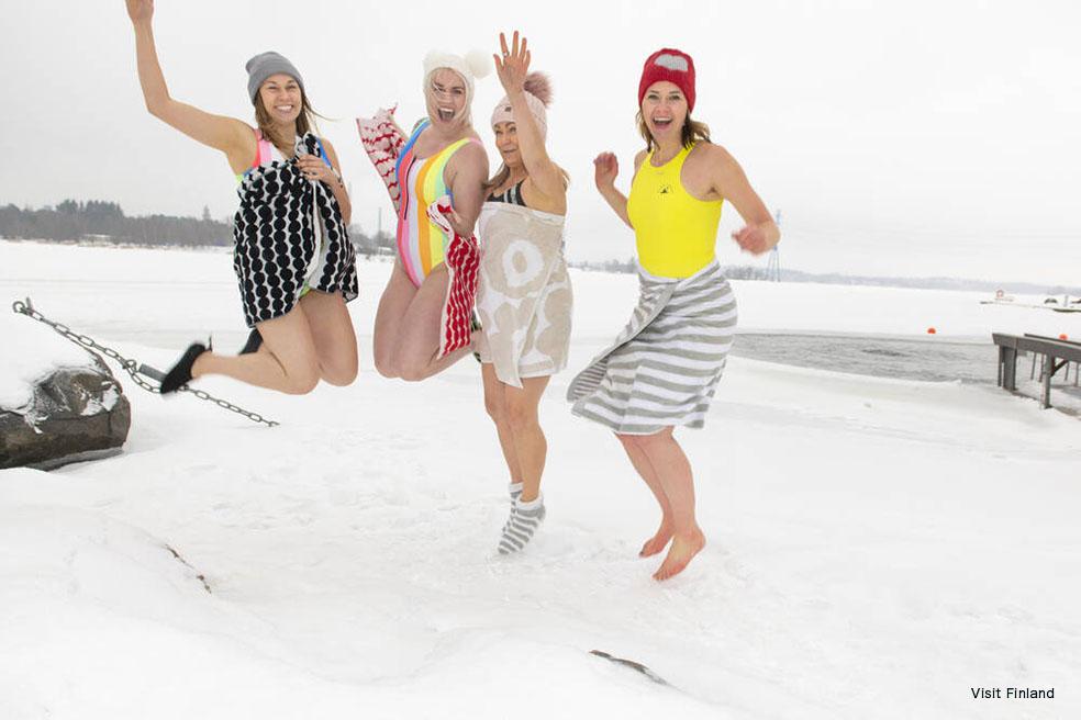LifTe 北欧の暮らし フィンランド ヘルシンキ 国際女性デー visit finland フィンランド政府観光局 マリメッコ