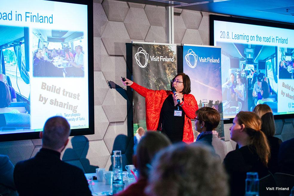 LifTe 北欧の暮らし フィンランド ヘルシンキ 国際女性デー visit finland フィンランド政府観光局