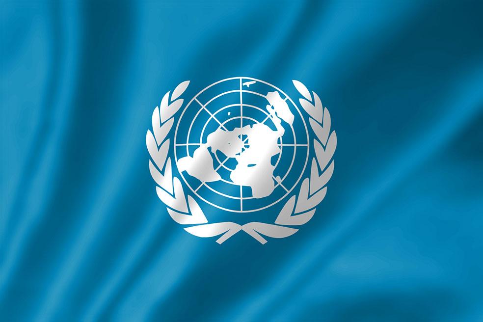 LifTe 北欧の暮らし フィンランド 国際女性デー 国連旗 flag united nation