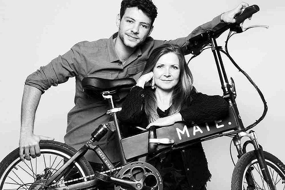 LifTe 北欧の暮らし デンマーク MATE.BIKE メイトバイク Christian Adel Michael クリスチャン・アデル・ミシェル Julie Kronstrøm Carton ジュリー・クロンストラム・カートン