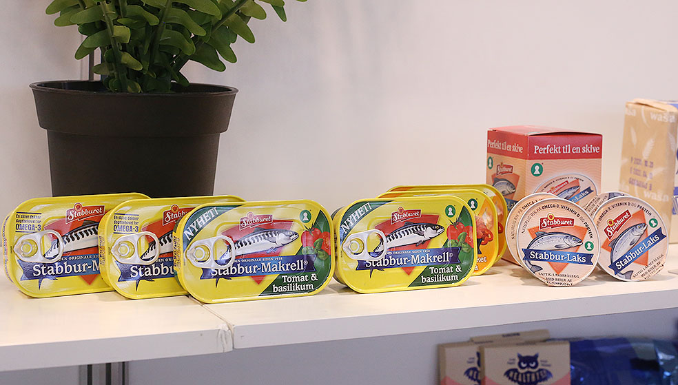 LifTe 北欧の暮らし FOODEX2021 幕張メッセ スウェーデン スタブラ 缶詰 Stabburet
