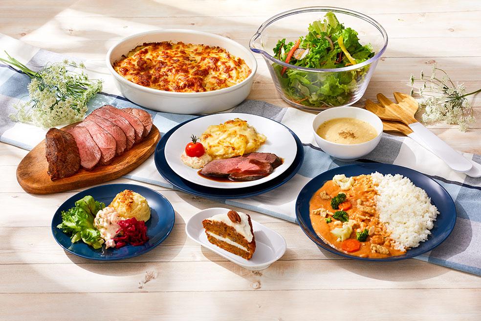 LifTe 北欧の暮らし スウェーデン イケア スウェーデン伝統料理 北欧料理 フェア もっと北欧フード