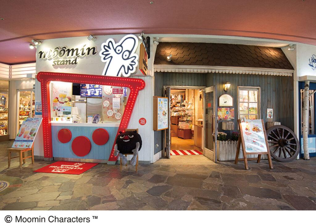 LifTe 北欧の暮らし ムーミンベーカリー&カフェ キャナルシティ博多店