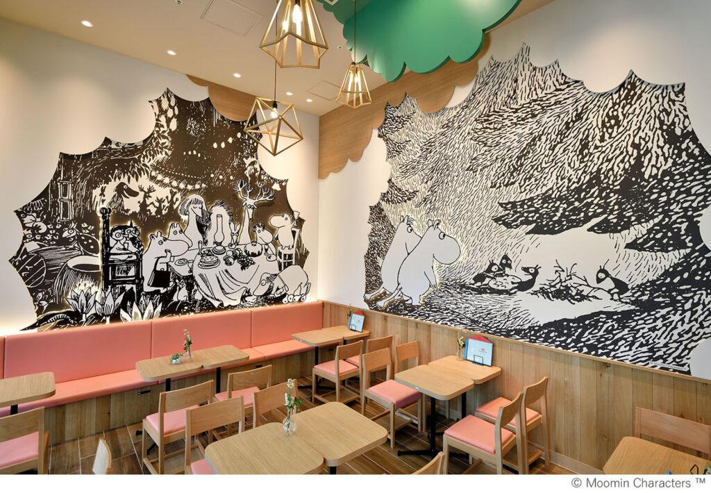 LifTe 北欧の暮らし ムーミンベーカリー&カフェ 東京スカイツリータウン・ソラマチ店