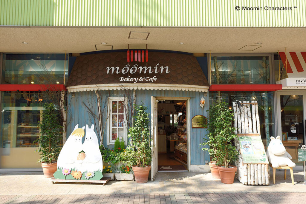 LifTe 北欧の暮らし ムーミンベーカリー&カフェ 東京ドームシティラクーア店