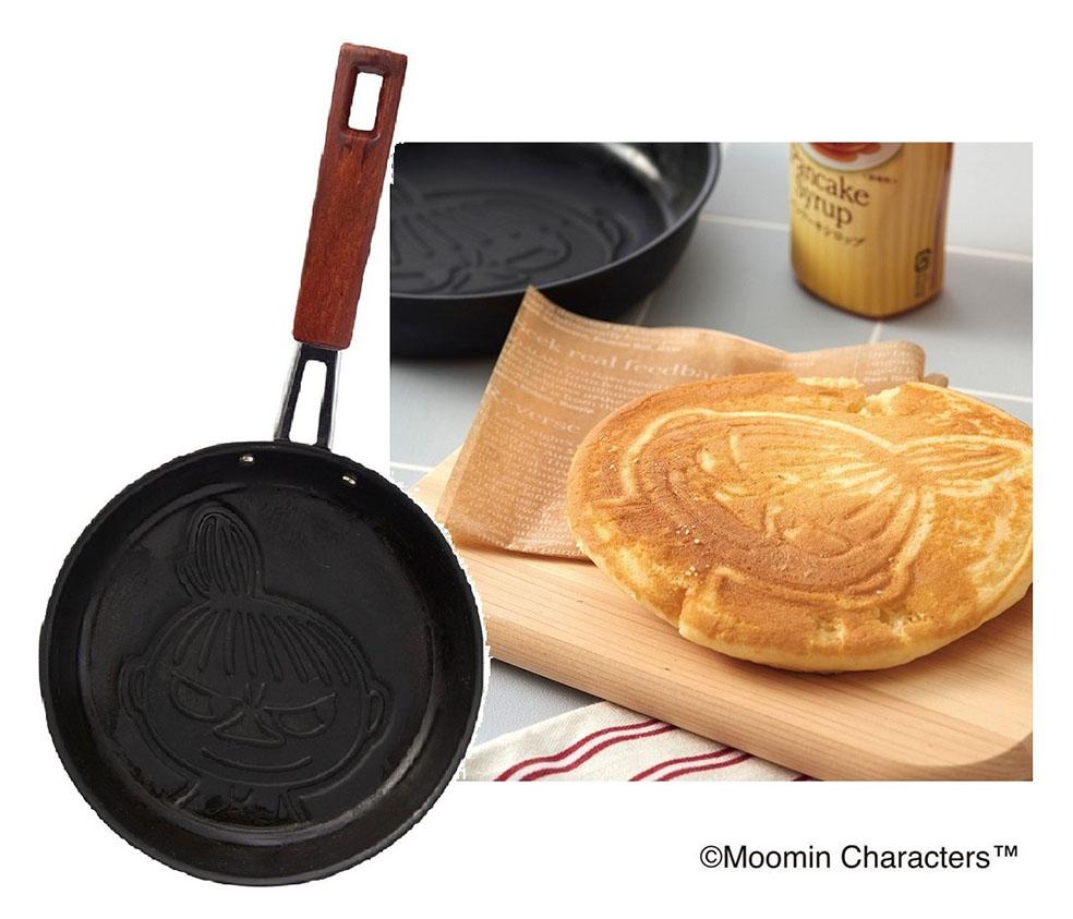 LifTe 北欧の暮らし 西武池袋 ムーミンマーケット2021 フィンランド パンケーキパン リトルミイ