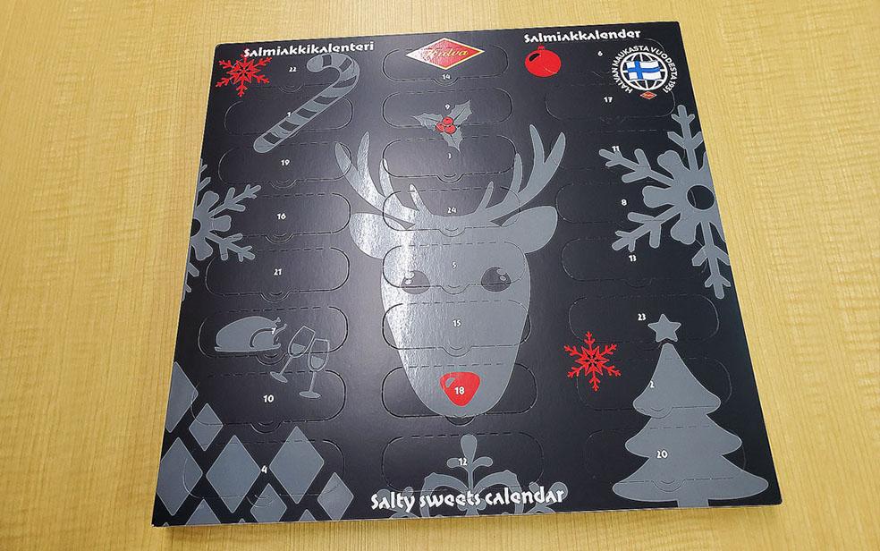 LifTe 北欧の暮らし フィンランド サルミアッキ ファッツェル アドベントカレンダー