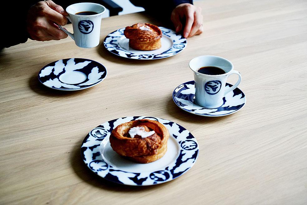 LifTe 北欧の暮らし ローゼンダール社 コペンハーゲン デンマーク アンデルセン デザートプレート コーヒーカップ&ソーサー 人魚姫 みにくいアヒルの子 親指姫 ナインチンゲール