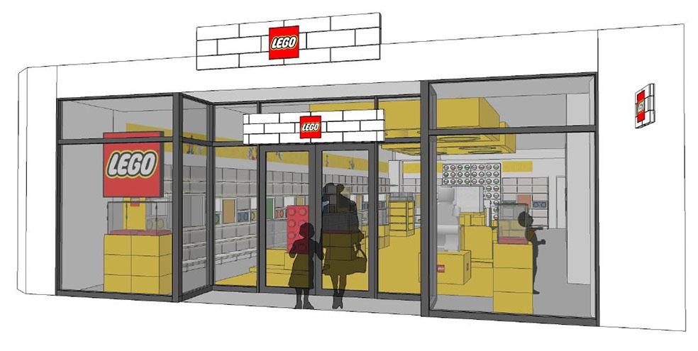 LifTe 北欧の暮らし デンマーク レゴ レゴショップ オープン レゴストア木更津店 レゴストア入間店