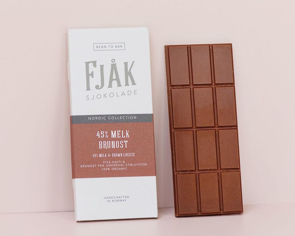 LifTe 北欧の暮らし 北欧フェア2021 阪急百貨店うめだ本店 オンライン 北欧イベント ノルウェー Fjåk Chocolate フョーク・チョコレート