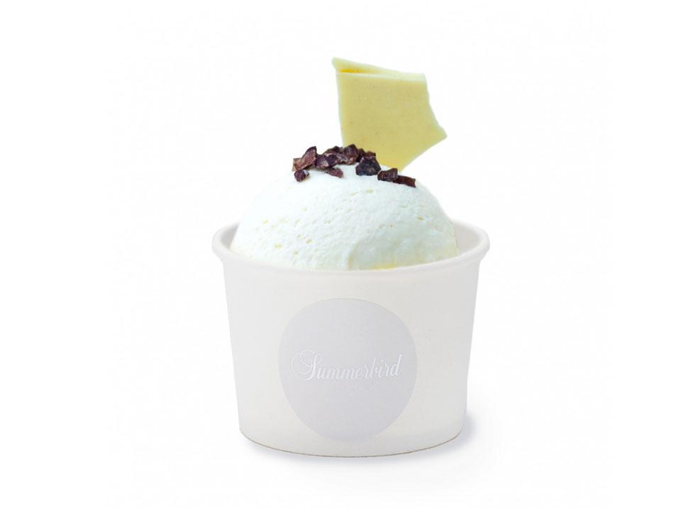 デンマーク サマーバードオーガニック summerbirdorganic 青山 LifTe 北欧の暮らし オーガニック チョコレート アイスクリーム ホワイトチョコレート