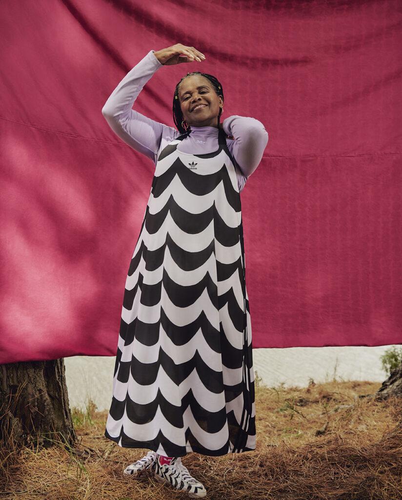 フィンランド アディダス マリメッコ adidas marimekko コラボ Tank Dress タンクドレス laine ライネ