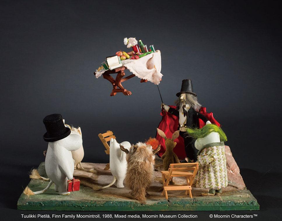 LifTe 北欧の暮らし ムーミンバレーパーク コケムス 埼玉県飯能市 トーベヤンソン フィンランド パラフェルナーリア ムーミンの食卓とコンヴィヴィアル展-食べること、共に生きること-
