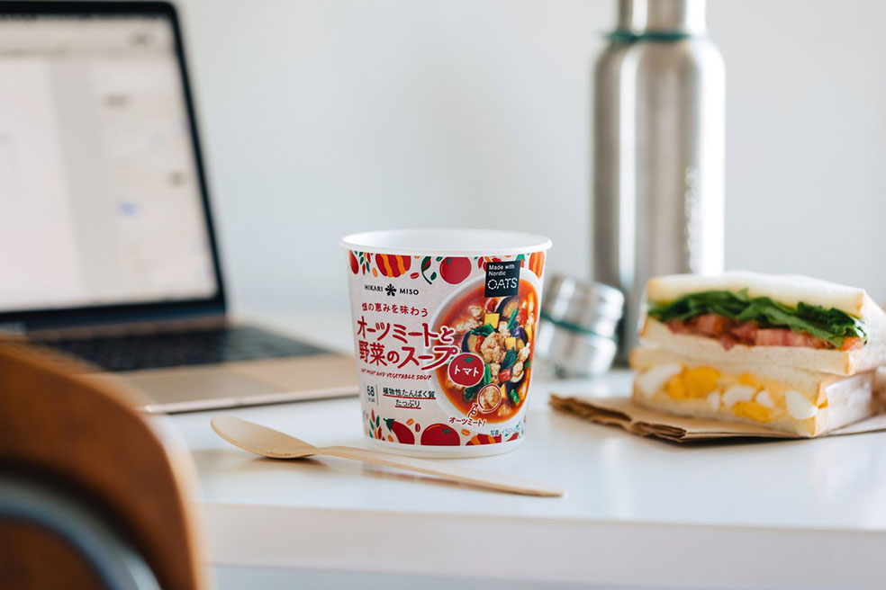 LifTe 北欧の暮らし スウェーデン 自動販売機 TRY SWEDISH! 青空の北欧市場 TACHIKAWA LOPPIS summer side 2021 ひかり味噌 オーツミートと野菜のスープ